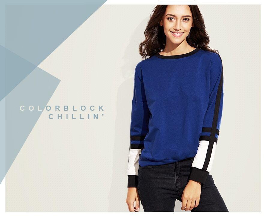 Colorblock Chillin'