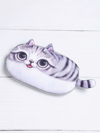 Cat Shaped Cute Purse