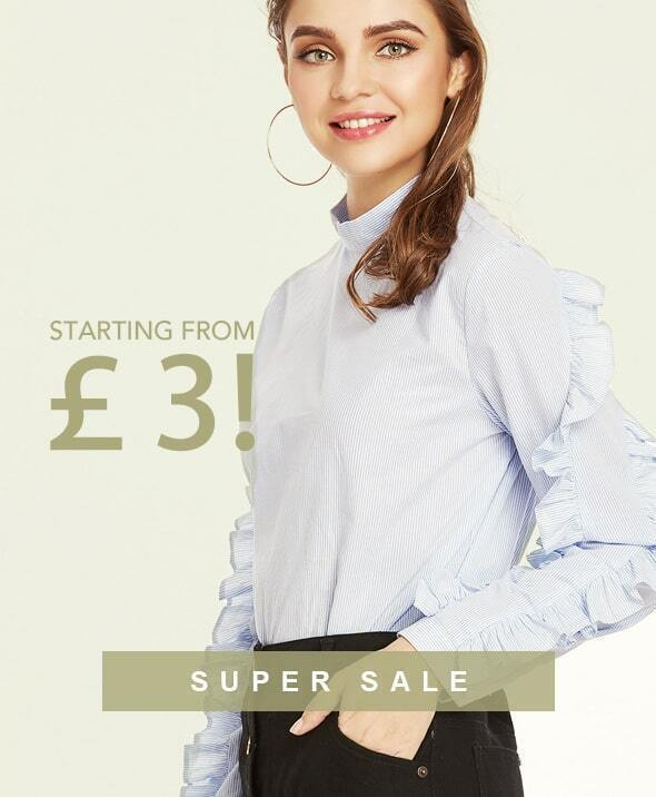 Super Sale from £3!