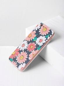 iPhone 6/6s Case mit Gänseblümchenmuster