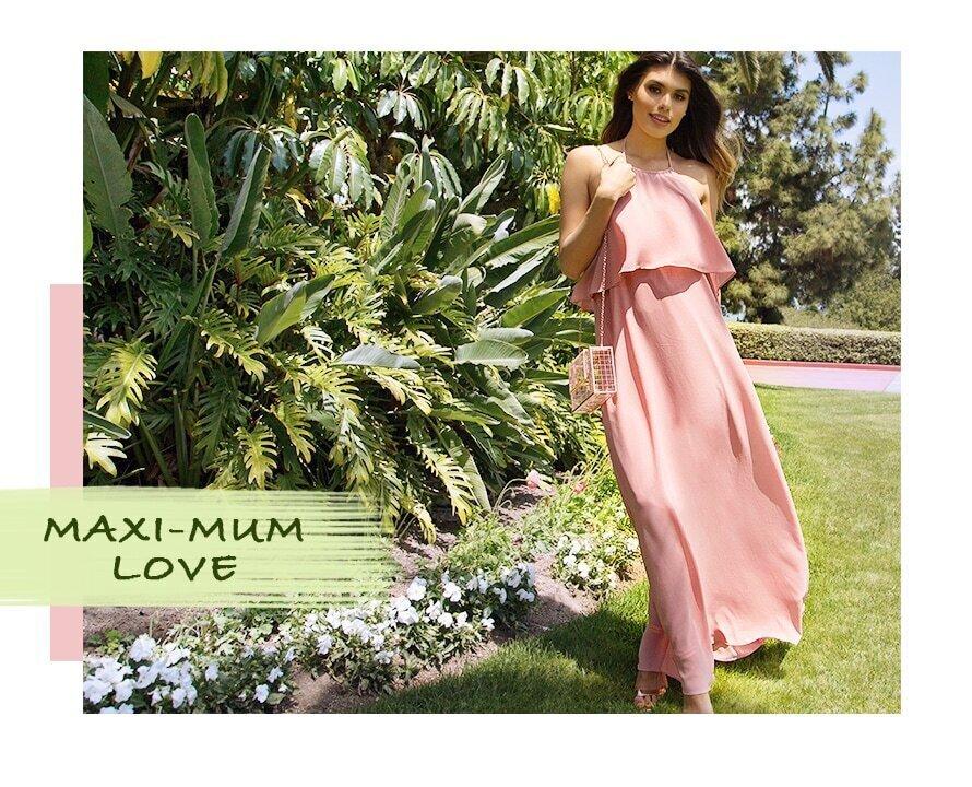Maxi-mum Love