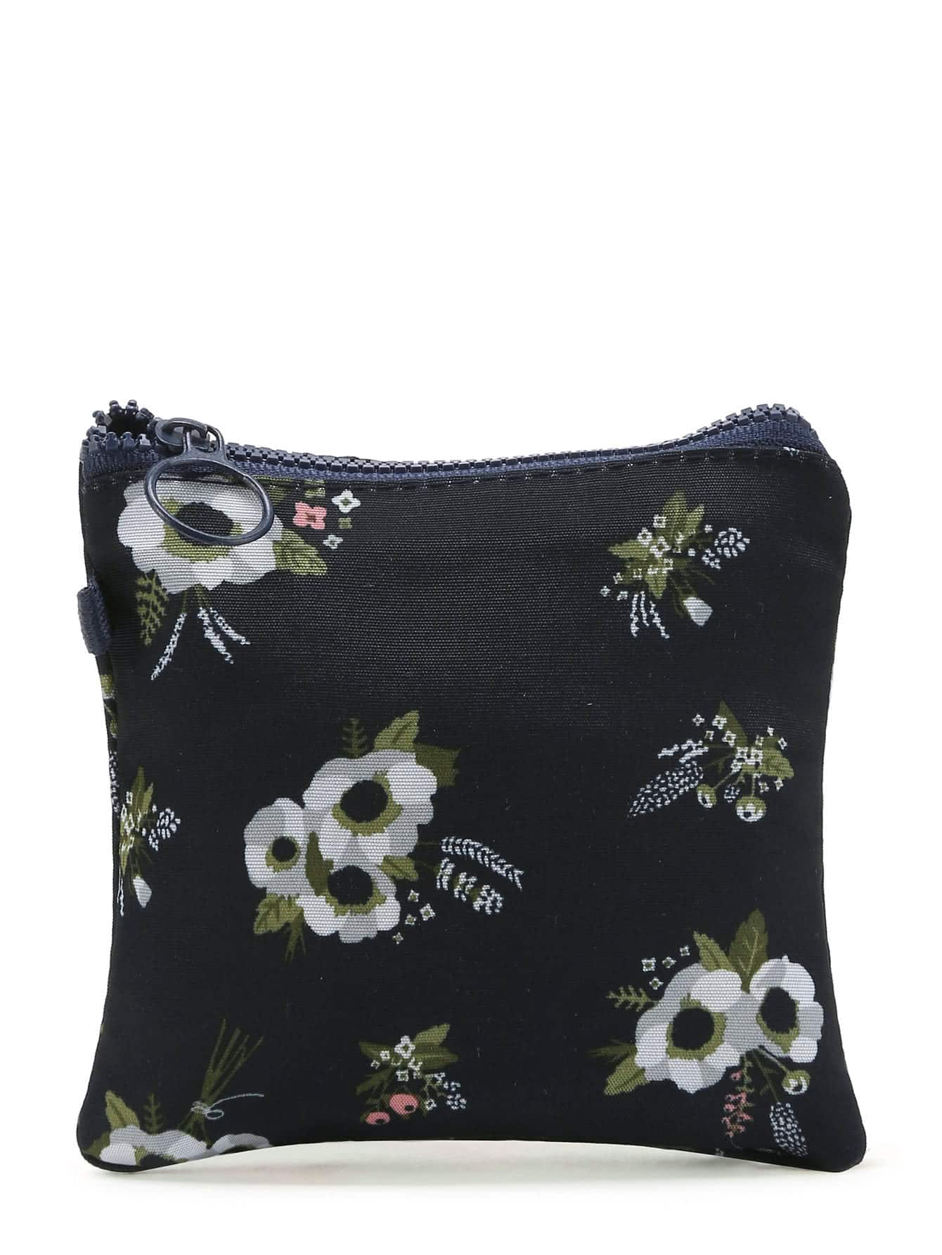 Фото Flower Print Mini Storage Bag. Купить с доставкой