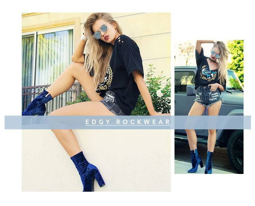 Edgy Rockwear