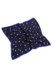 Drucken Calico Satin Bandana
