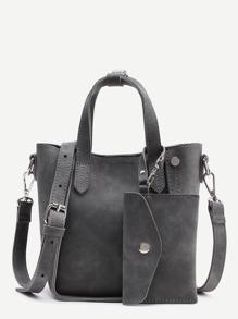 Модная сумка и модное портмоне