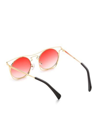 Popular Gold Glasses FramesBuy Cheap   AliExpresscom