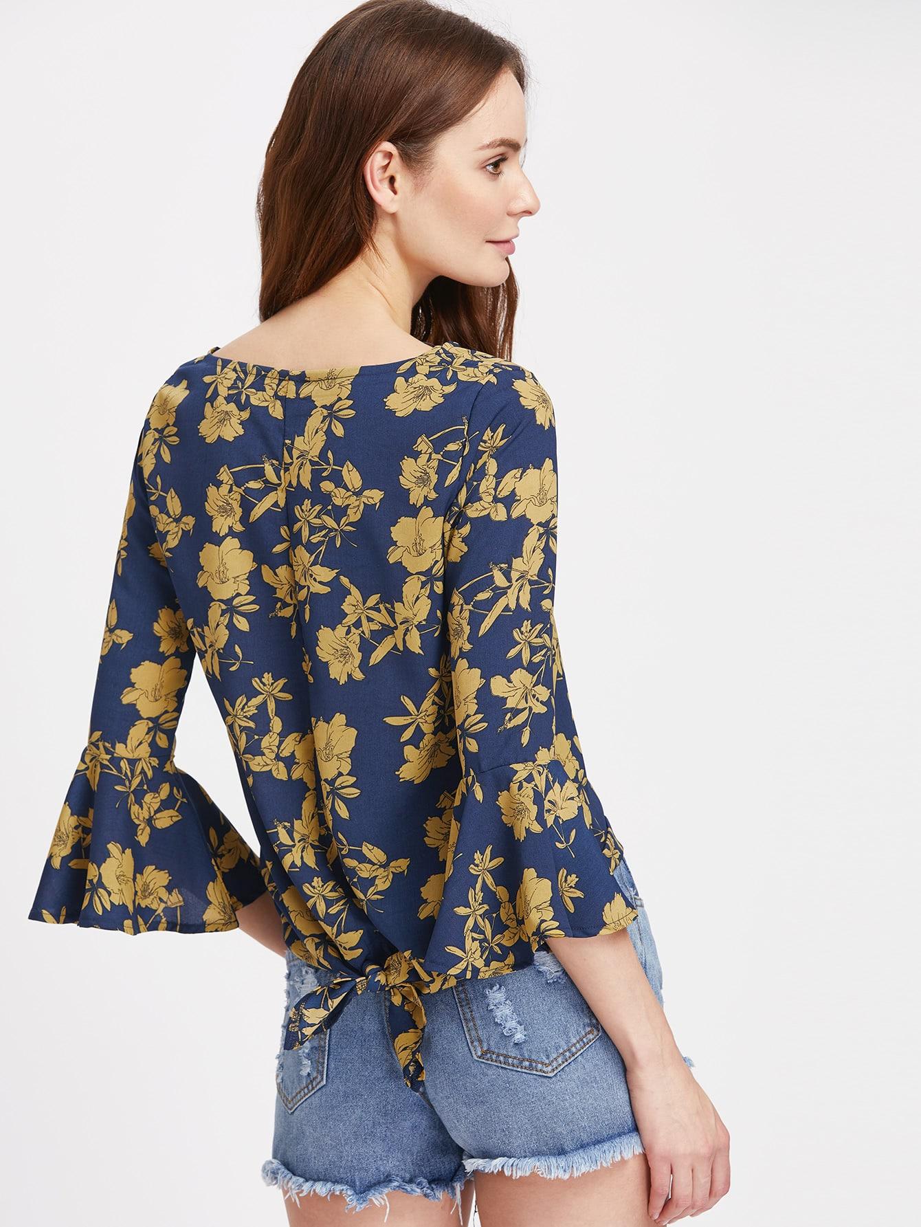 blouse back designs with knot wwwimgkidcom the image