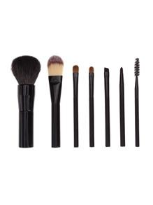 7 piezas de pinceles para maquillaje profesional
