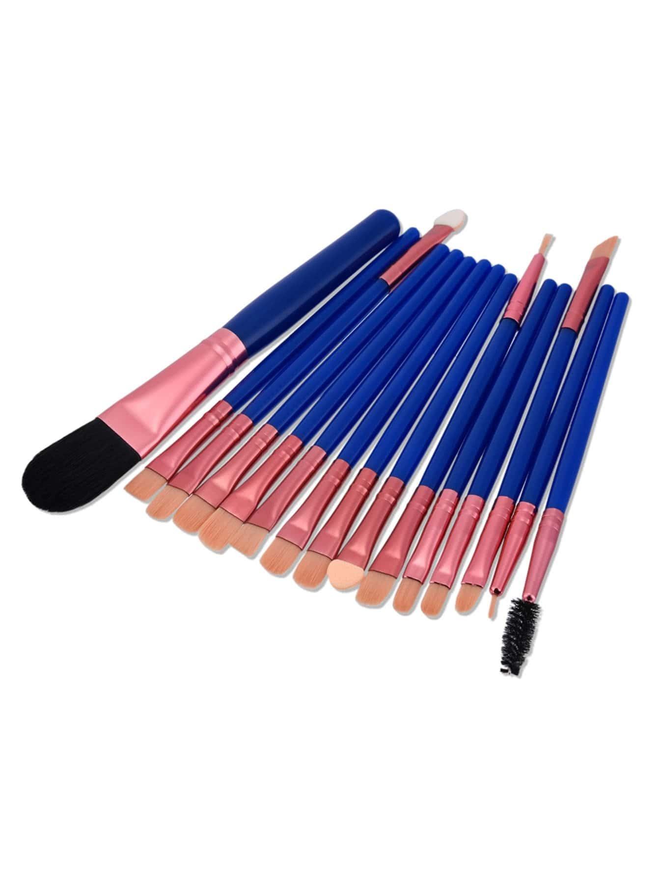 Фото Professional Makeup Eye Brush 15pcs. Купить с доставкой