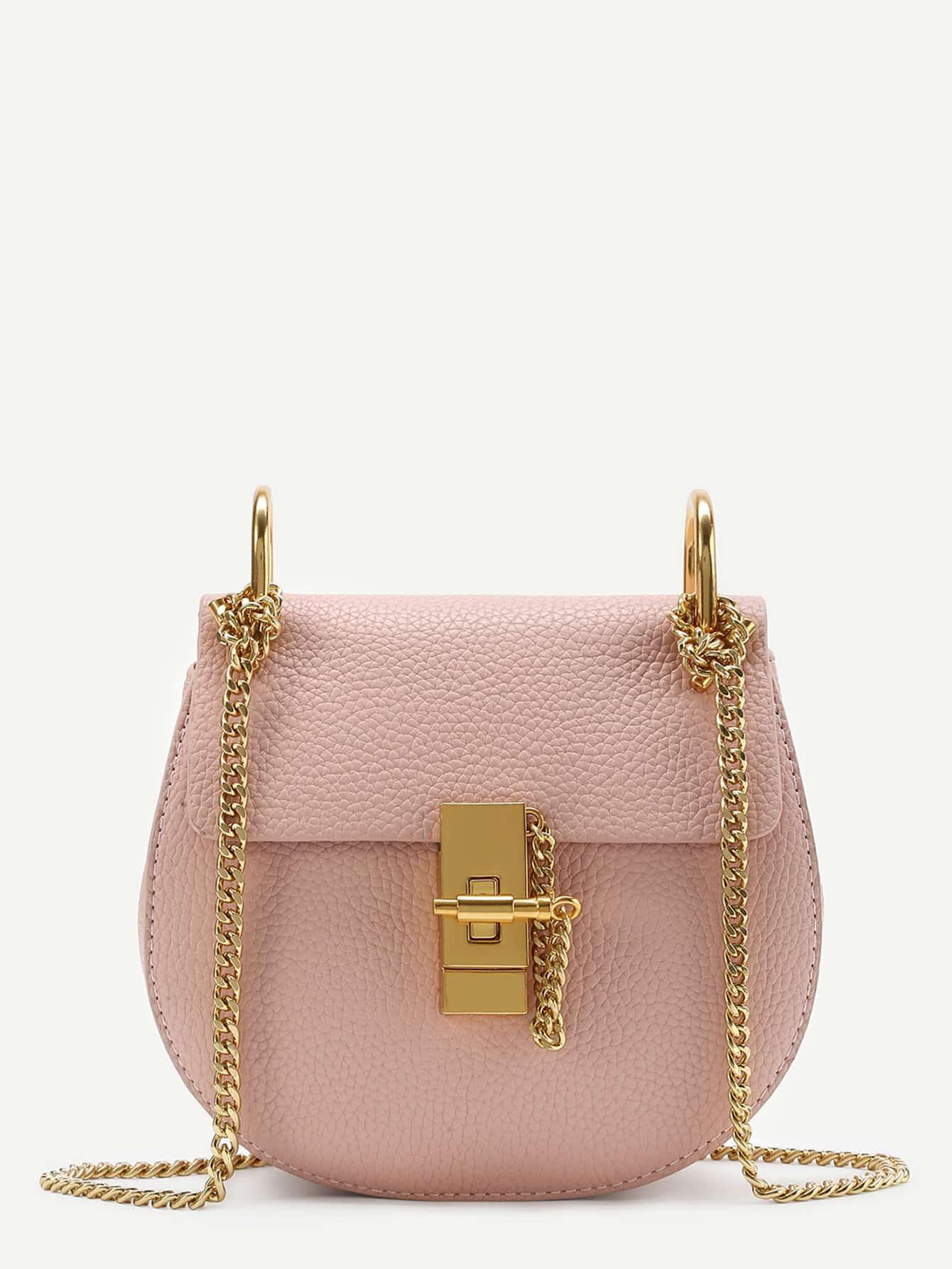 Фото Saddle Bag With Chain. Купить с доставкой
