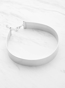 Iridescent Simple Choker