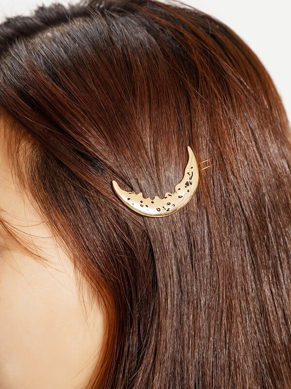 Moon Shaped Hairpin, null
