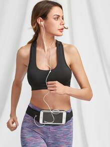 6 Inch Phone Bumbag With Touchable Screen
