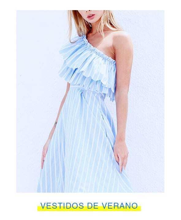 Vestidos de verano Ver más>