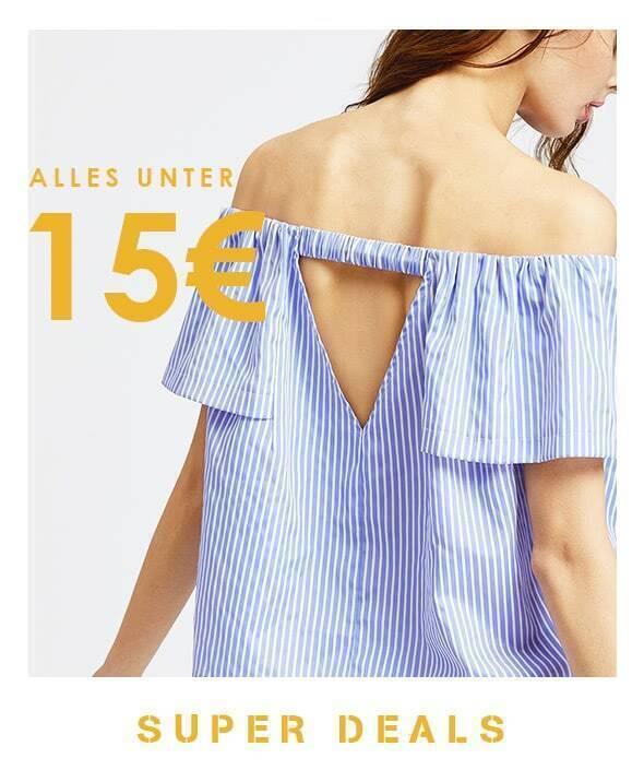 Super Deals | Alles unter 15€
