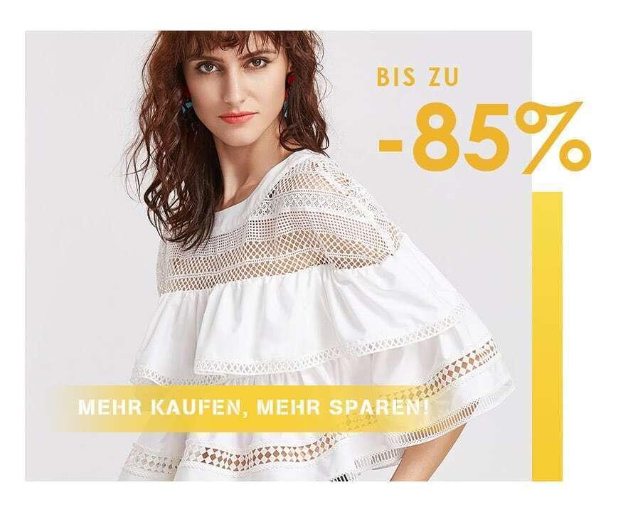Bis zu -85%!