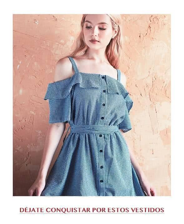 Déjate conquistar por estos vestidos Ver más>