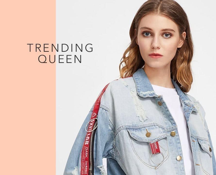 Trending Queen