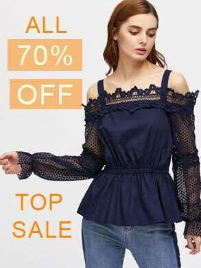 Tops-All 70% Off