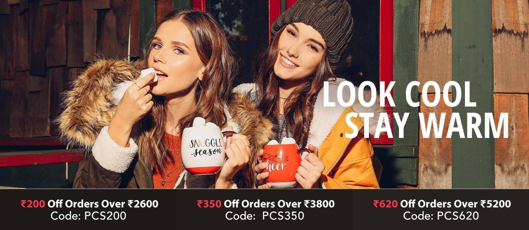 offer on Shein