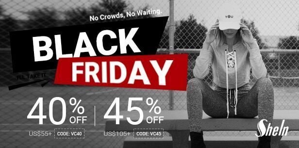 cf26a8c5840b Black Friday & Cyber Monday Sales with SheIn | notcentralfashion