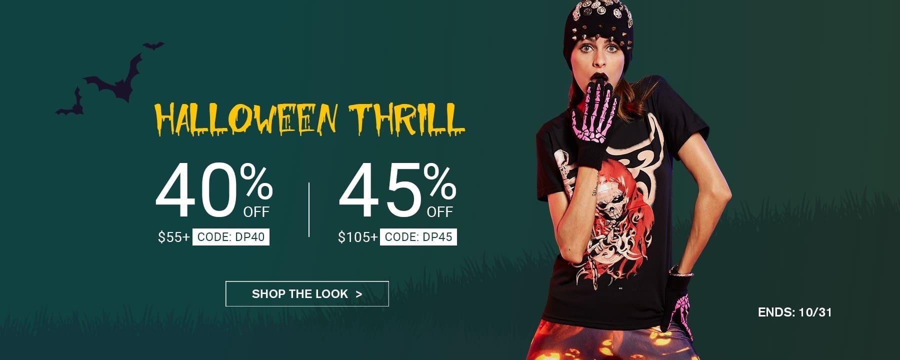 Halloween Thrill