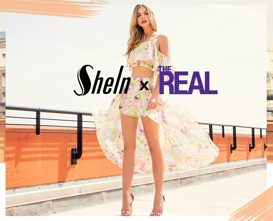 SheIn × The Real