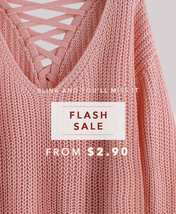 Flash Sale from $2.90