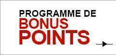 bonus points program