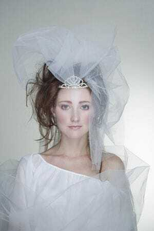 How to Wear Bridal Veil?