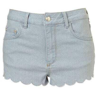 Vintage Waves-petals Jeans Pants