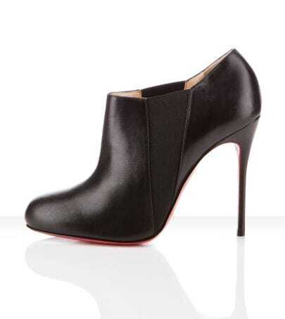 Lastoto 100mm Ankle Boots Black