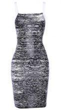 Silver Pressed Dress H159S