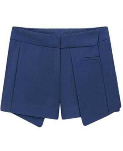 All-match Fashion Shorts Blue