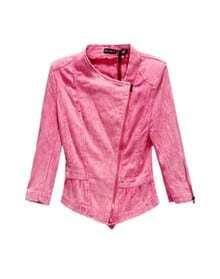 Pink Loco Denim Outerwear