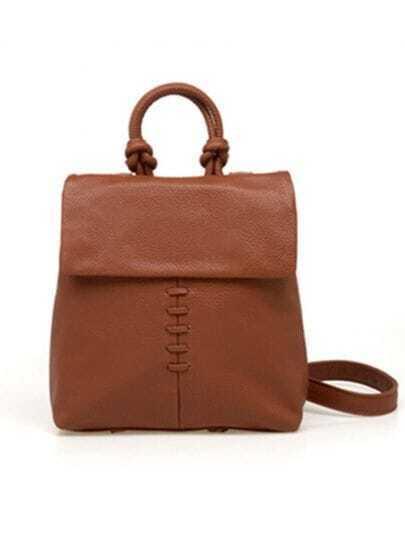Camel Vintage Backpack