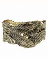 Leaves Style Vintage Golden Bracelet