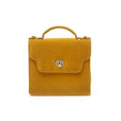 Yellow Lovely Birkin Bag