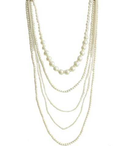 Solid Beads Necklace