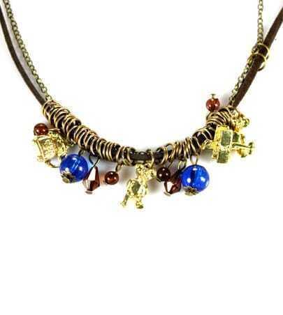 Bohemia Vintage Chic Necklace
