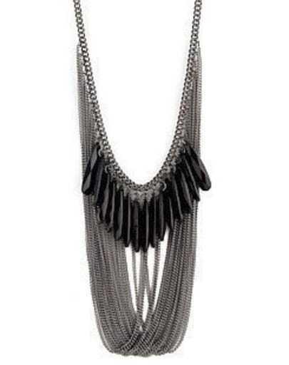 Vintage Long Tassel Necklace