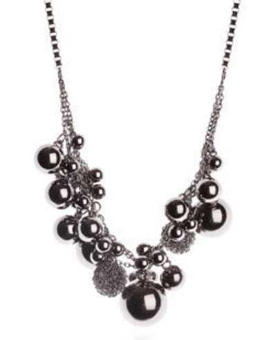 Vintage Solid Beads Necklace