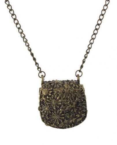 Bohemia Vintage Bag Pendant Necklace