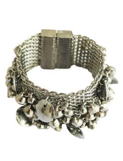 Vintage Beading Bracelet