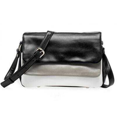 Black Vintage Shoulder Bag