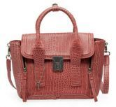 Red Modern Tote Bag