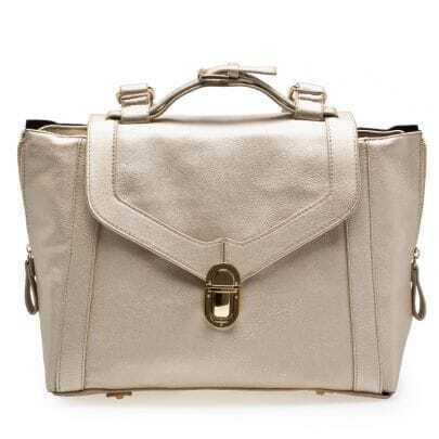 Gold Vintage Shoulder Bag