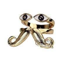 Gold Beard Ring