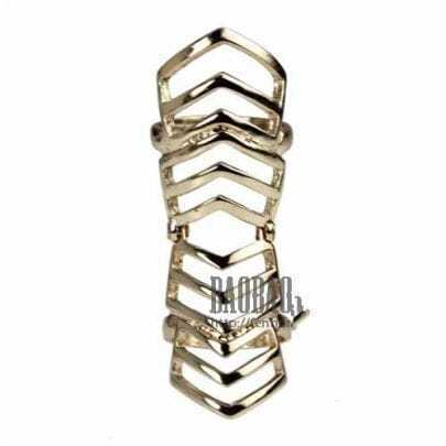 Gold Bardian Ring