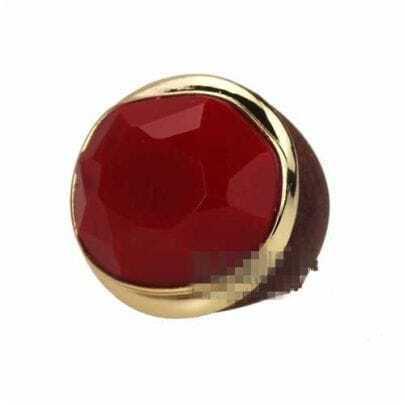 Hm Round Stone Ring